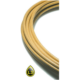 Jagwire LEX SL Funda Cable Cambio incl. Tapas Finales 10m 4,5mm, gold medal